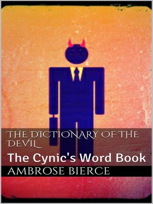 cover image of The Dictionary of the Devil